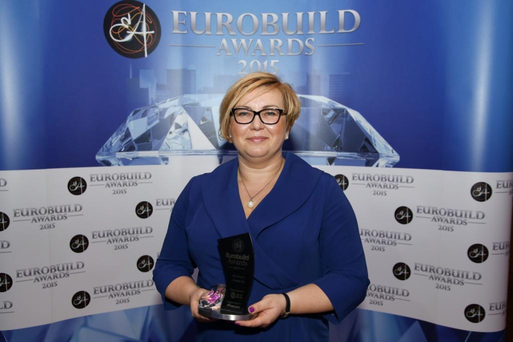 Eurobuild Awards 2015: Bydgoszcz recognised as the most investor friendly city
