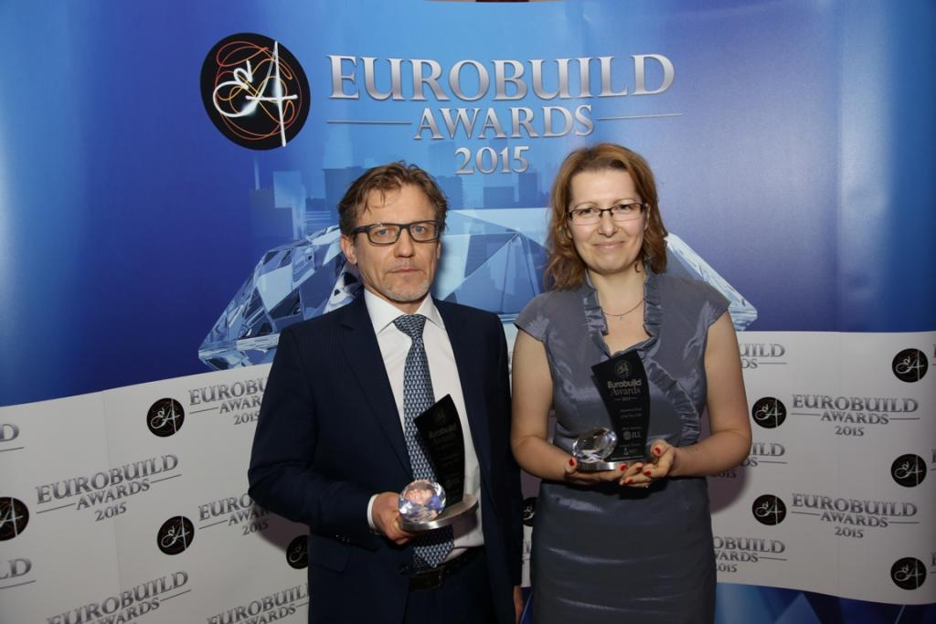 Eurobuild Awards 2015: The results for the CEE region!