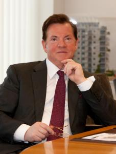 2016 - Paul Gheysens is the founder and President of Ghelamco Group, a leading European real estate investor and developer active in the offices, residential, retail, logistics and leisure markets.
