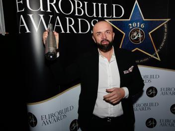WARSZAWA GALA EUROBUILD AWARDS 2016 FOT BORYS SKRZYNSKI WWW.ARTZOOM.PL 2016-12-06