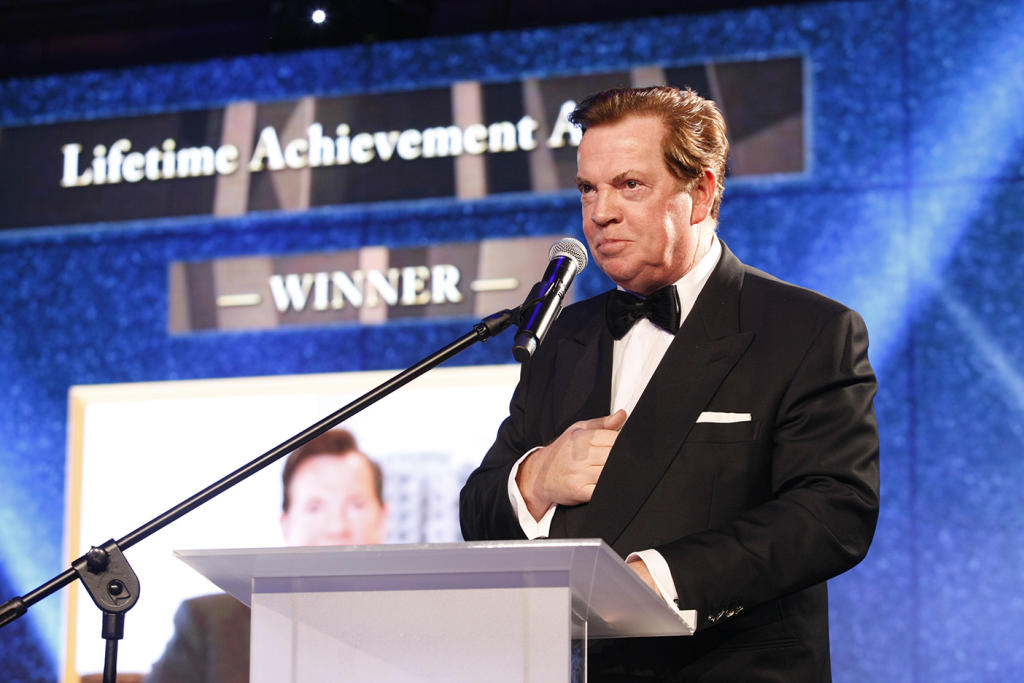 Paul Gheysens wins Lifetime Achievement Award