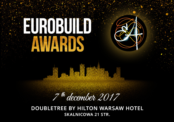 The 8th Eurobuild Awards start here!