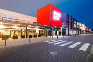 sale retailer 91368 a5979 Name of project, Outlet Park Szczecin