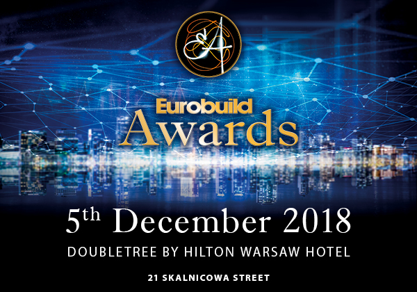 Attention! The date of the Eurobuild Awards Gala has changed!