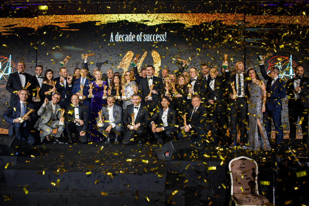 Another look back at the 10th Eurobuild Awards