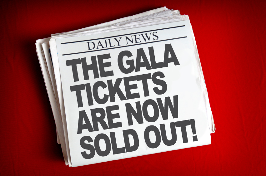 All the tickets for the Eurobuild Awards Gala are now sold out!
