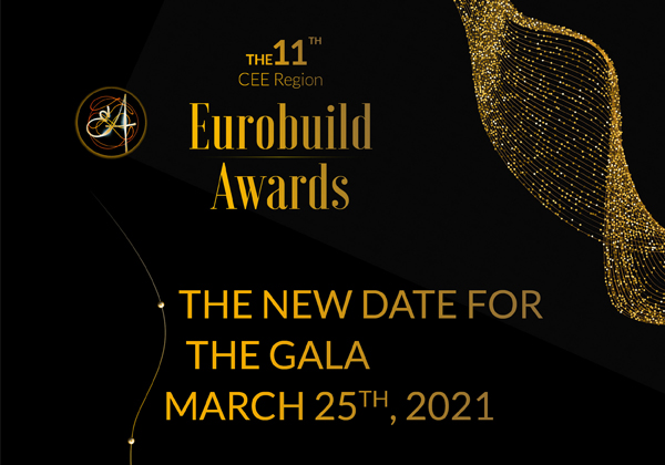 A new date for the Gala!