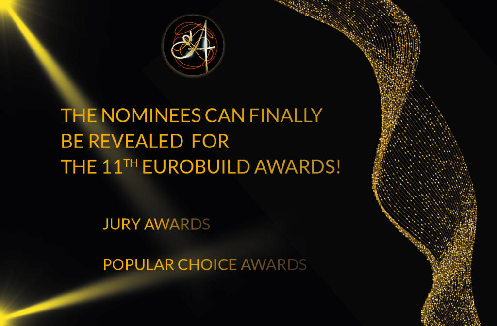 The Eurobuild Awards 2020 – the nomination process has been completed!